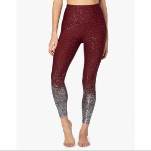 Beyond Yoga Alloy Ombre High Waisted Legging